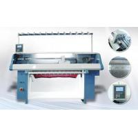 China FULLY COMPUTERIZED COLLAR KNITTING MACHINE on sale