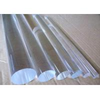 China Acrylic Clear Solid Rod on sale