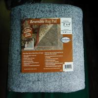 Buy cheap Gray TG rug pad and carpet underlay from wholesalers