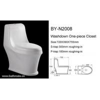 Buy cheap PRODUCTS > TOILET > ONE PIECE TOILET > BY-N2008 from wholesalers