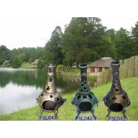 China CMC Cast Iron Candle Holder on sale