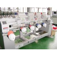 China MULTI-HEAD CAP EMBROIDERY MACHINE on sale