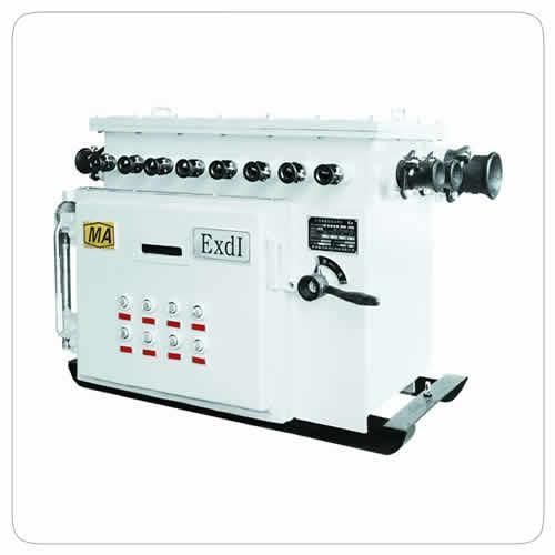 Cheap |Mine Use Switchgear>>1140V Switchgear>>QBC-4*40/600(380)explosion-proof switchgear for sale