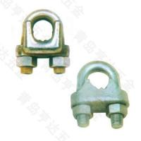 China Rigging MALLEABLE CAST WIRE ROPE CLIPS,TYPE A on sale