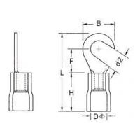 Best INSULATED HOOK TERMINALS wholesale