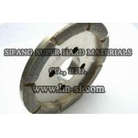 Best Diamond grinding wheels specialized for disc brake pads wholesale