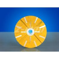 China Metal grinding discs filled with resin on sale