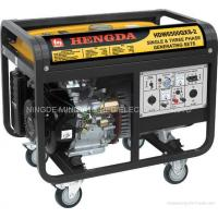 Best Single & Three-phase Two-Way Gasoline Generating Set with Constant Power Output wholesale