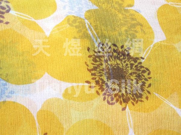 Cheap Fabrics/Crepon georgette for sale