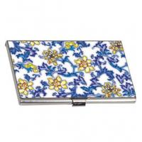 China Metal Business Card Case on sale
