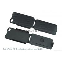 Best iphone 4G hot shaping leather case wholesale