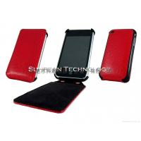 Best iphone 3G hot shaping leather case wholesale