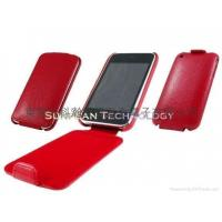 Best iphone 3Ghot shaping leather case wholesale