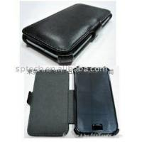 Best Samsung i9000 hot shaping leather case wholesale