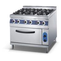 Best 6-Burner gas range with gas oven wholesale