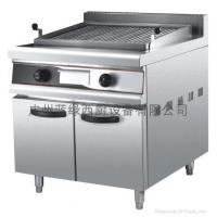 Best Gas Lava Rock Grill With Cabinet wholesale