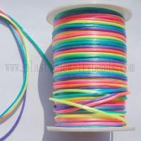 Best rainbow stain rat tail jewelry cord--rainbow stain wholesale