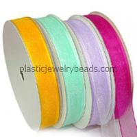 Best Organza ribbon for jewelry parts--organza ribbon wholesale