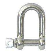 Cheap Shackles European Type Large Dee Shackle for sale