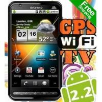 """Best A2000 GPS WIFI 4.3"""" ANDROID 2.2 TV WIFI TABLET MOBILE PHONE wholesale"""
