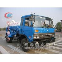 China 6000L Sewage Sucktion Truck on sale