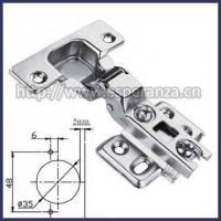 Best Cabinet hinge YS-261-C8 | Half overlay furniture door hinge wholesale