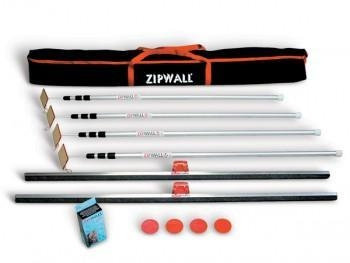 Cheap ZipWall 4PL, 4-Pack Kit with Carry Bag, 4PL for sale