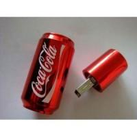 China Gift usb flash drives Coca Cola tin usb flash( B007 ) on sale