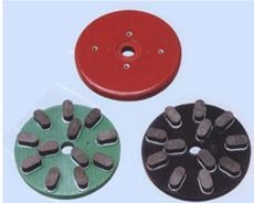 Cheap Stone Polishing Machine(17) Resinoid Bonded Diamond Gringding Disc for sale