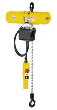 Cheap Electric chain hoist model ShopStar with hook for sale