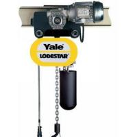 Buy cheap Electric chain hoist model Lodestar with tolley from wholesalers