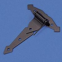 China Heavy Tee Hinge Spring Loaded on sale