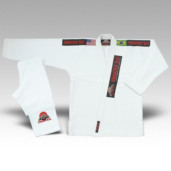 Cheap 550grms Ripstop Gi top with Ripstop pant. for sale
