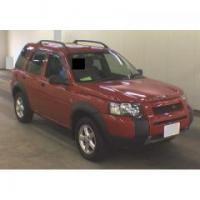 China Freelander 2004 Used Land Rover LN-25 For Malaysia In Japan on sale