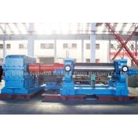 Best Large Rubber Mixing Mill with Hardened Gear Reducer wholesale