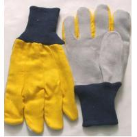 Buy cheap 1075. SELECT SHOULDER LEATHER PALM,YELLOW CANVAS BACK, MEN'S. PRICE PER DOZEN from wholesalers