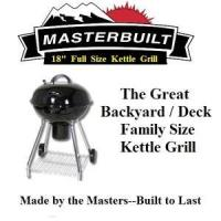 Best MASTERBUILT 18.5 KETTLE GRILL wholesale