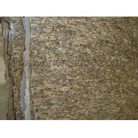 Best Granite Slabs Santa Cecilia Dark Yellow Granite Slab wholesale