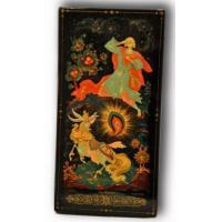 Buy cheap The Tale of the Firebird and the Humpbacked Pony - Palekh Lacquer Box from wholesalers