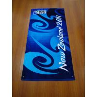 China Velour Reactive Print Beach Towel (FC-ST1102) on sale