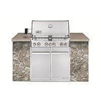China Weber Summit S-460 Built-In Gas Grill on sale