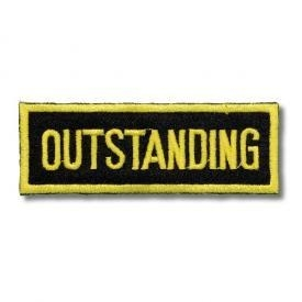 Cheap Outstanding Patch for sale