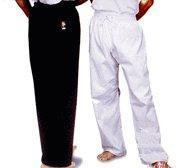 Cheap SUPER HEAVY WEIGHT KARATE PANTS 14oz for sale