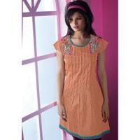Buy cheap Smart Patch Worked Designer Kurta from wholesalers