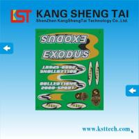 China No.KST-D009--Dirt Bike Graphics Kits on sale