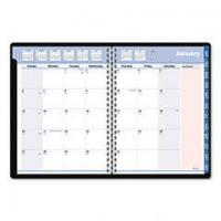 Best QuickNotes Breast Cancer Edition Monthly Planner, 8-1/4 x 10-7/8, Black wholesale