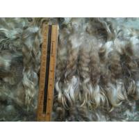 "Cheap RAW Mohair ~ 1 Ounce ~ 4-5"" ~ WHITE for sale"