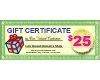 Cheap $25 Angora Mohtique Gift Certificate for sale