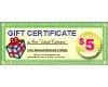 Cheap $5 Angora Mohtique Gift Certificate for sale