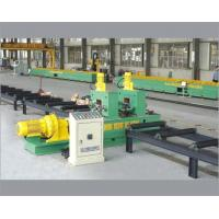 Buy cheap JZ-40 H beam straightening machine product